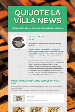 Quijote la Villa News