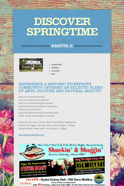Discover Springtime