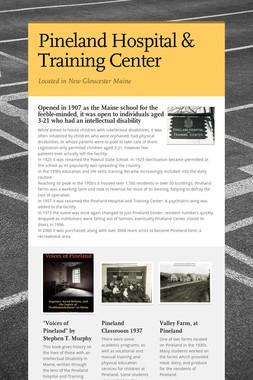 Pineland Hospital & Training Center