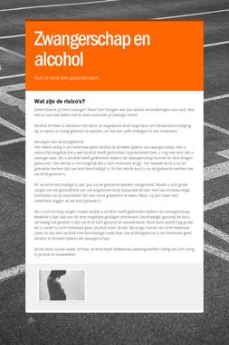Zwangerschap en alcohol