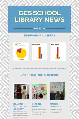 GCS School Library News
