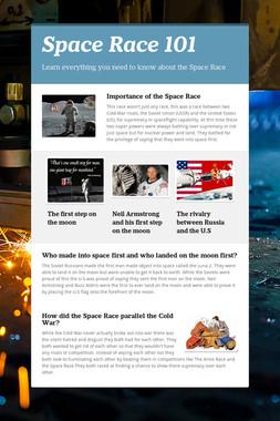 Space Race 101