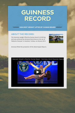 guinness record
