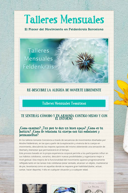 Talleres Mensuales