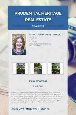 Prudential Heritage Real Estate