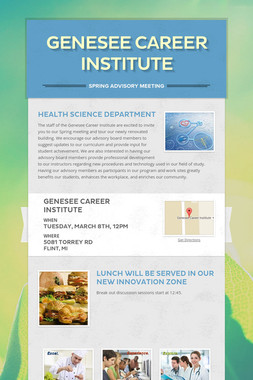 Genesee Career Institute