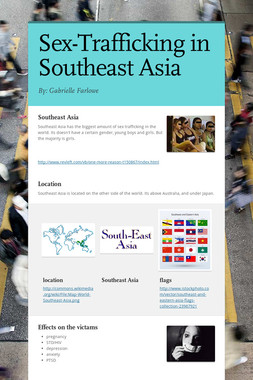 Sex-Trafficking in Southeast Asia