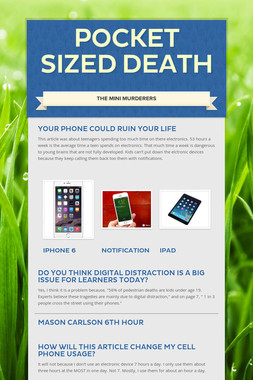 Pocket Sized Death