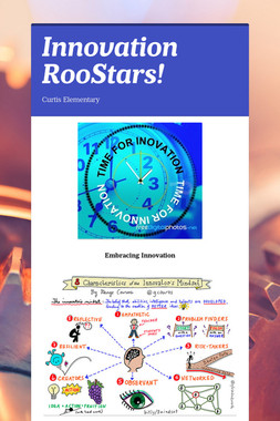 Innovation RooStars!