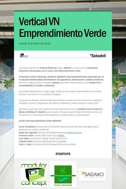 Vertical VN Emprendimiento Verde
