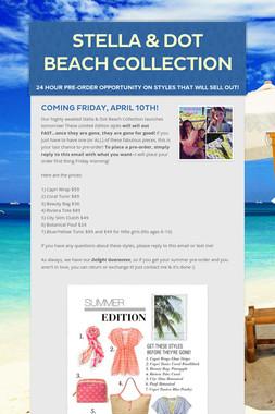 Stella & Dot Beach Collection