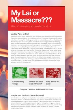 My Lai or Massacre???