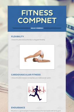 fitness compnet