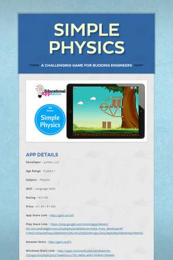 Simple Physics