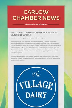 Carlow Chamber News