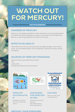 Watch out for Mercury!