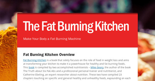 The Fat Burning Kitchen   Smore Newsletters