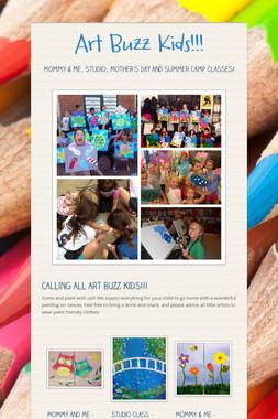Art Buzz Kids!!!