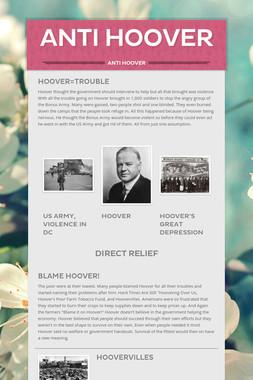 Anti Hoover