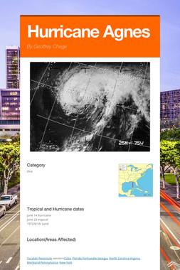 Hurricane Agnes
