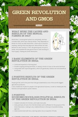 Green Revolution and GMOs
