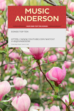 Music anderson
