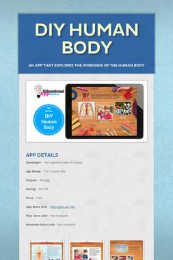DIY Human Body