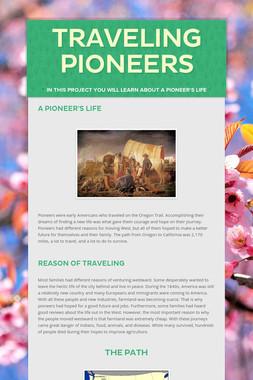 Traveling Pioneers