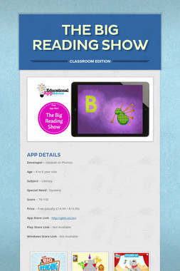 The Big Reading Show