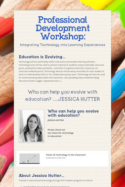 Professional Development Workshop: