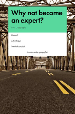 Why not become an expert?