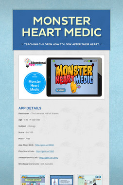 Monster Heart Medic