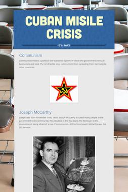 Cuban Misile Crisis