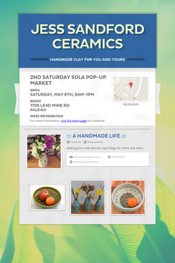 Jess Sandford Ceramics