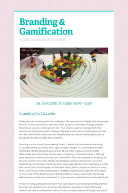 Branding & Gamification