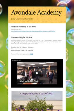 Avondale Academy