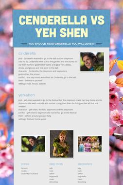 cenderella vs yeh shen