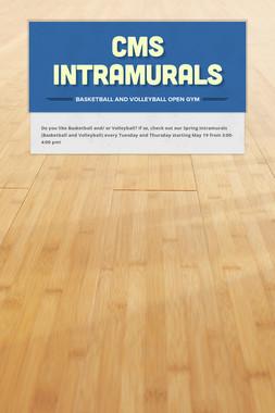 CMS Intramurals