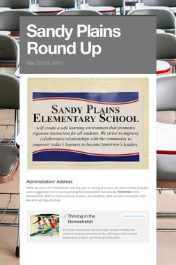 Sandy Plains Round Up
