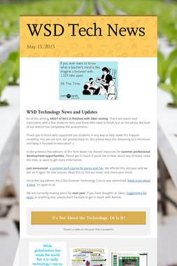 WSD Tech News