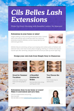 Cils Belles Lash Extensions