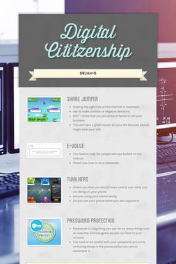Digital Cititzenship