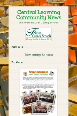Central Learning Community News