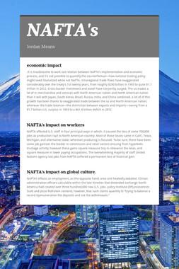 NAFTA's