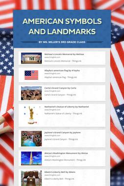 American Symbols and Landmarks