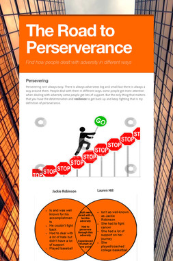 The Road to Perserverance