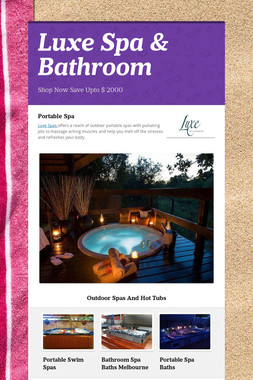 Luxe Spa & Bathroom