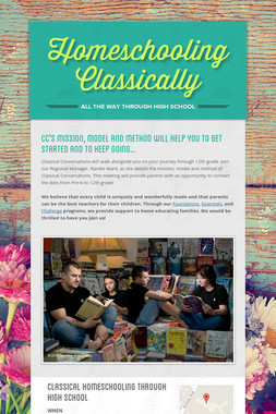 Homeschooling Classically