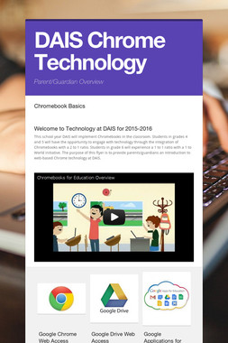 DAIS Chrome Technology