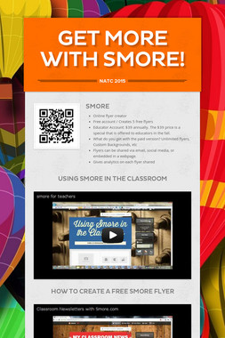Get More with Smore!